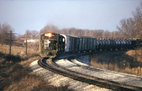 PC train at Leoni MI